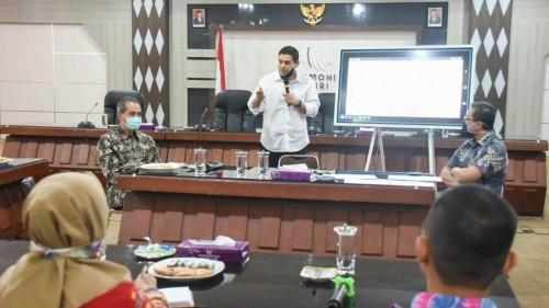 Wali Kota Kediri Ajak OPD Terkait Pikirkan Pemulihan Ekonomi Pelaku UMKM