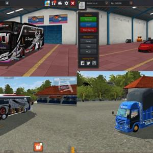 Download MOD BUSSID Bus, Truck, Mobil dan Motor Terlengkap dengan Mudah