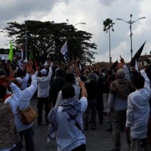 Sejumlah Ormas Akan Gelar Aksi di Depan Gedung DPR, Tagar #Tangkap_PengusungRUUHIP Trending