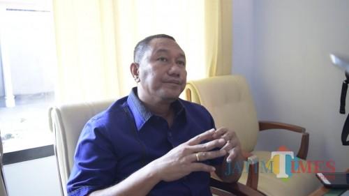 Mugianto Ketua DPC Partai Demokrat Trenggalek