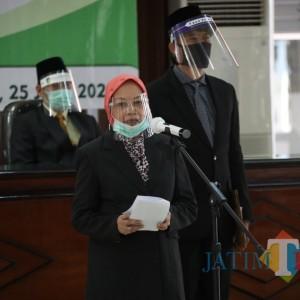 Tingkatkan Indeks Pembangunan, Bupati Kediri Kukuhkan Pengurus Dewan Pendidikan