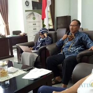 Lokakarya UI GreenMetric, UIN Malang Bangun Hutan Kota Menuju Smart and Green Campus