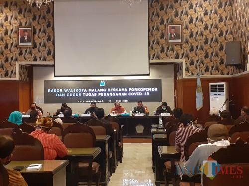 Masih Zona Merah, 31 Ribu Lebih Calon Mahasiswa Baru Bakal Ikut Ujian di Kota Malang