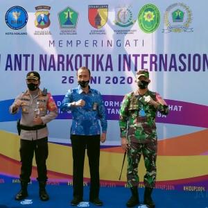 Ajak Masyarakat Perangi Narkoba, BNN Launching Website Pengaduan Baru