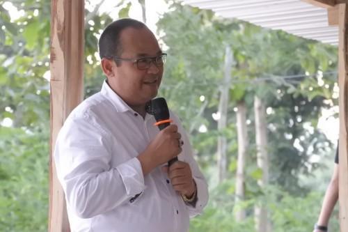 Rektor UNY Sutrisna Wibawa Lagi-Lagi Bikin Warganet Gemas, Lee Min Hoo Cabang UNY!