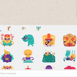 WhatsApp Uji Fitur Baru Stiker Animasi di Andorid dan iOS!