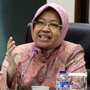 Jokowi Minta Kasus Covid-19 di Jatim Turun dalam 2 Pekan, Wali Kota Risma Bereaksi