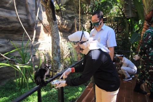 Jatim Park 2 Reopening, Wali Kota Batu: Sebulan Bisa 500 Pengunjung Datang, Sudah Bagus