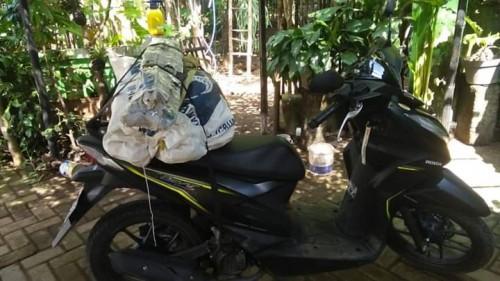 Baru 3 Bulan Kredit Motor, Perantau Asal Probolinggo Jadi Korban Maling di Malang