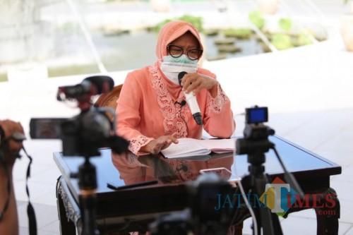 Wali Kota Surabaya Tri Rismaharini (humas)