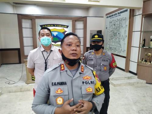 Kapolres Tulungagung AKBP Eva Guna Pandia (Foto : Anang Basso / Tulungagung TIMES)