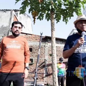 Dahlan Iskan Puji Machfud, Ajak Warga Surabaya jadikan Wali Kota
