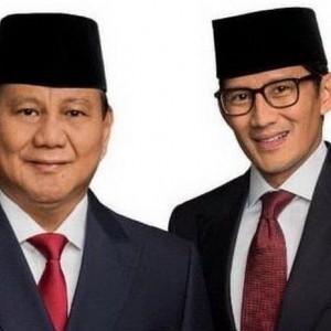 Kata Sandiaga Uno saat Prabowo Subianto Unggul di Survei Pilpres 2024: Masih Terlalu Dini!