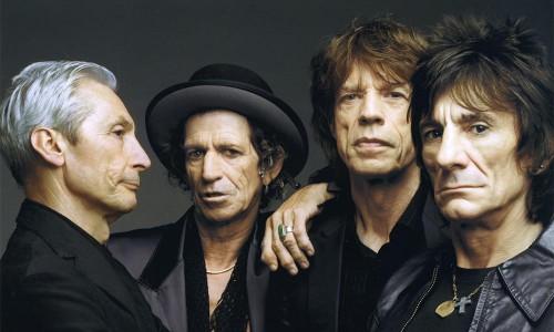 Grup band rock Rolling Stone (Foto:  Aksi)