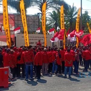 PDIP Kabupaten Blitar Desak Polisi Usut Tuntas Aktor Pembakaran Bendera Partai