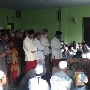 Pengasuh Pondok Pesantren Al-Fattah Singosari, KH. A. Farihin Muhsan Meninggal Dunia