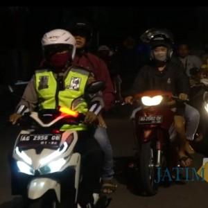 Tak Patuhi Protokol Kesehatan, Puluhan Remaja Digelandang ke Mapolres Blitar Kota