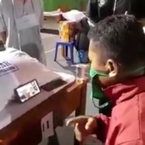 Video Pasien Karantina 'Marah' kepada Bupati Jombang Viral di Medsos