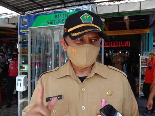 Wahyu Setianto, kepala Diskopindag Kota Malang (ist)