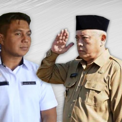Ilustrasi ( dari kiri Kepala DP3A Kabupaten Malang Harry Setia Budi dan Bupati Malang HM Sanusi )