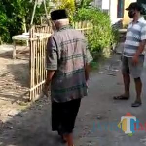 Kabar Baik, Kakek 95 Tahun di Kota Blitar Sembuh dari Covid-19