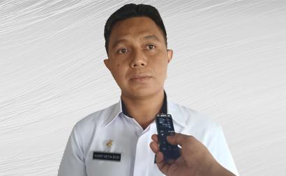 Kepala Dinas Pemberdayaan Perempuan dan Perlindungan Anak (DP3A) Harry Setia Budi