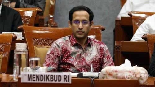 Menteri Pendidikan dan Kebudayaan Nadiem Makarim (Foto: Tribun Pontianak)