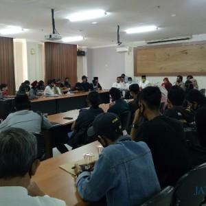 Audiensi dengan Mahasiswa, UIN Malang Kover Tuntutan, Turunkan Biaya UKT
