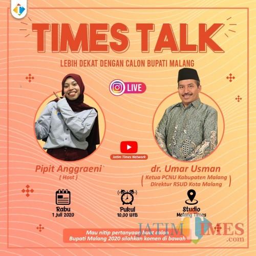 Times Talk bersama MalangTIMES