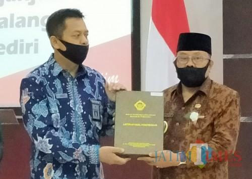 Opini WTP BPK yang Kesepuluh Kali, Wali Kota Blitar Santoso Beberkan Kunci Jitunya