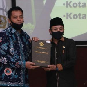 Di Tengah Pandemi Covid-19, Kota Malang Pertahankan Predikat WTP ke-9 Kalinya