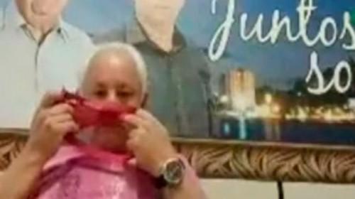 Viral Video Anggota Dewan Cium Celana Dalam Wanita saat Rapat via Zoom