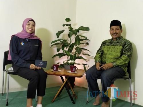 Perdana, MalangTIMES Sukses Udarakan Times Talk