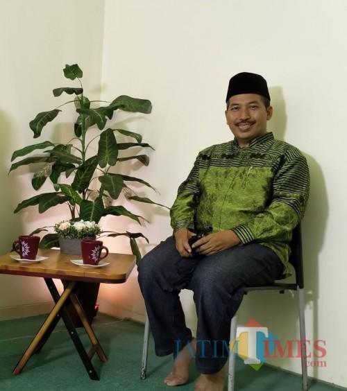 Hadir di Times Talk, Umar Usman Bicara Praktik Penguasaan Proyek Pemerintahan di Malang