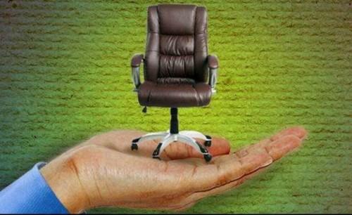 Ilustrasi kursi jabatan. (Foto: oknews.co.id)