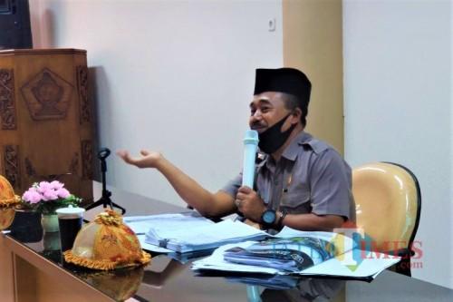 Ketua Pansus 1 DPRD Kabupaten Blitar M. Rifai