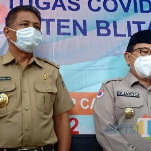 Pilkada Blitar 2020, Rijanto-Marhaenis Tunggu Rekomendasi Resmi PDIP