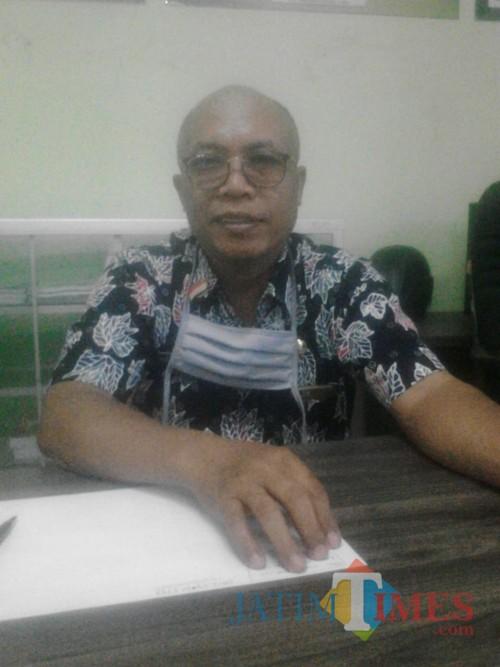 Hari Purnomo, Kabid Pengendalian Pencemaran DLH Kabupaten Ngawi