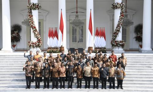 Kabinet Indonesia Maju  (Foto: BorobudurNews)