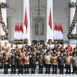 Beredar Nama-Nama Menteri Setelah Reshuffle, Erick Thohir Geser, BUMN Diisi Ahok