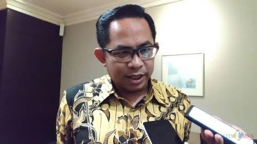 Kepala OJK Malang, Sugiarto Kasmuri (foto dok MalangTIMES)