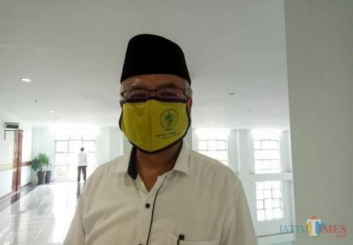 Ketua PCNU Kota Malang Isroqunnajah (Foto: Ima/ MalangTIMES)