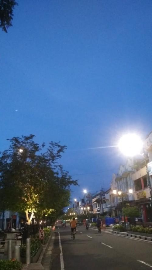 Destinasi Wisata Jalan Malioboro Yogyakarta Siap New Normal