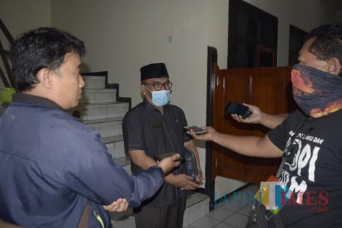 Samsul Anam Ketua Dewan Perwakilan Rakyat Kabupaten Trenggalek