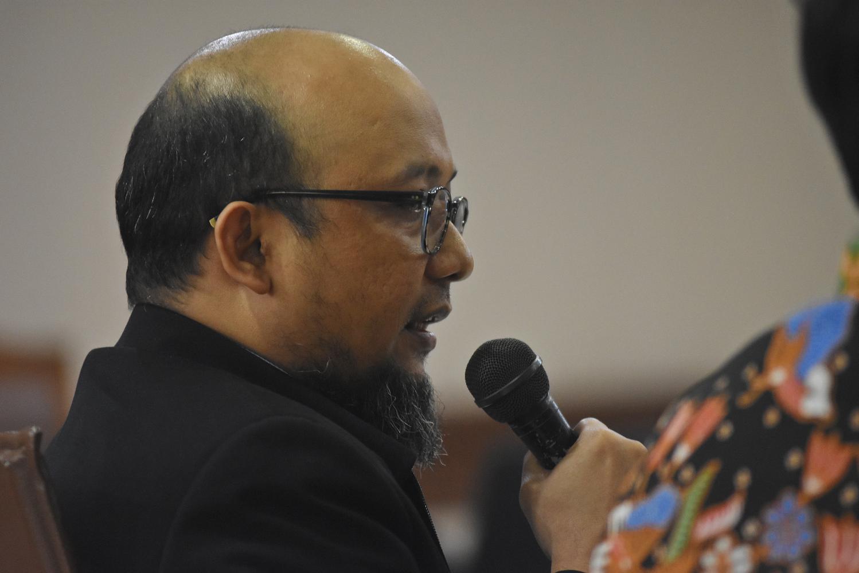 Novel Baswedan Diminta Kembalikan Uang Pengobatan karena Kasus ...