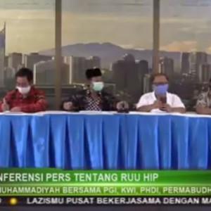 PP Muhammadiyah Soal RUU HIP: Pancasila Sudah Final Tak Perlu Diperdebatkan Lagi!
