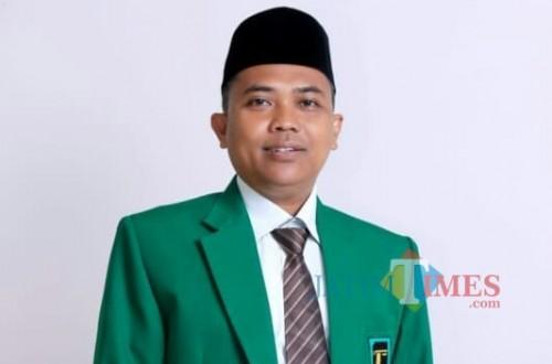 H. Akhmat ST, Wakil Ketua DPRD Lumajang (Foto : Moch. R. Abdul Fatah / Jatim TIMES)