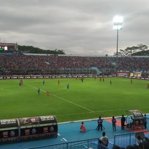 Sambut Liga 1, Arema FC Siapkan Venue Pertandingan