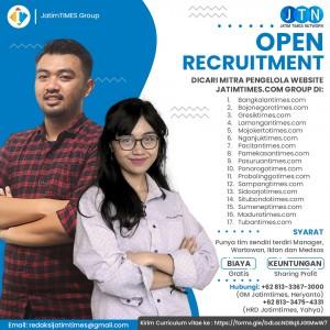 JatimTIMES Buka Rekrutmen 17 Daerah di Jawa Timur, Ini Persyaratannya!