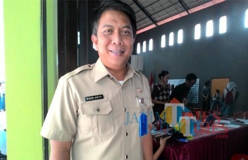 Plt Bapenda Kabupaten Malang, Made Arya Wedanthara
